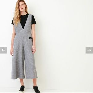 Roots Salt and Pepper Jumpsuit (Fits Like Size S)